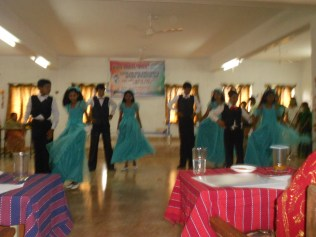 group dance
